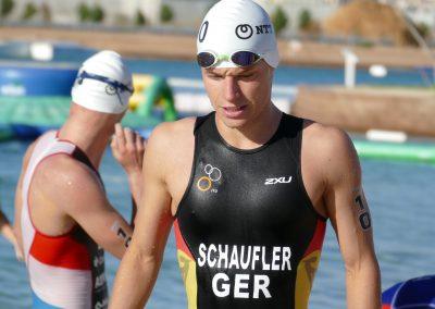 Jannik Schaufler-Triathlon